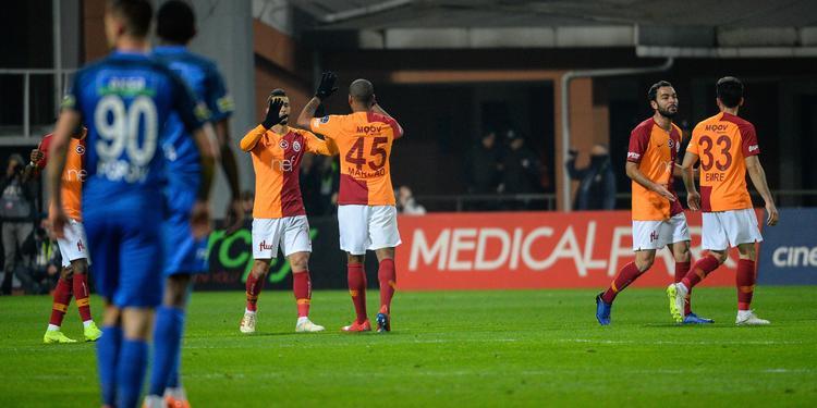 Galatasaray güle oynaya kazandı – Abdurrahman Pala